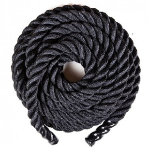 "Battle Rope 2"" - Black"